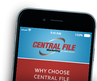 Central file on your Cell Phone